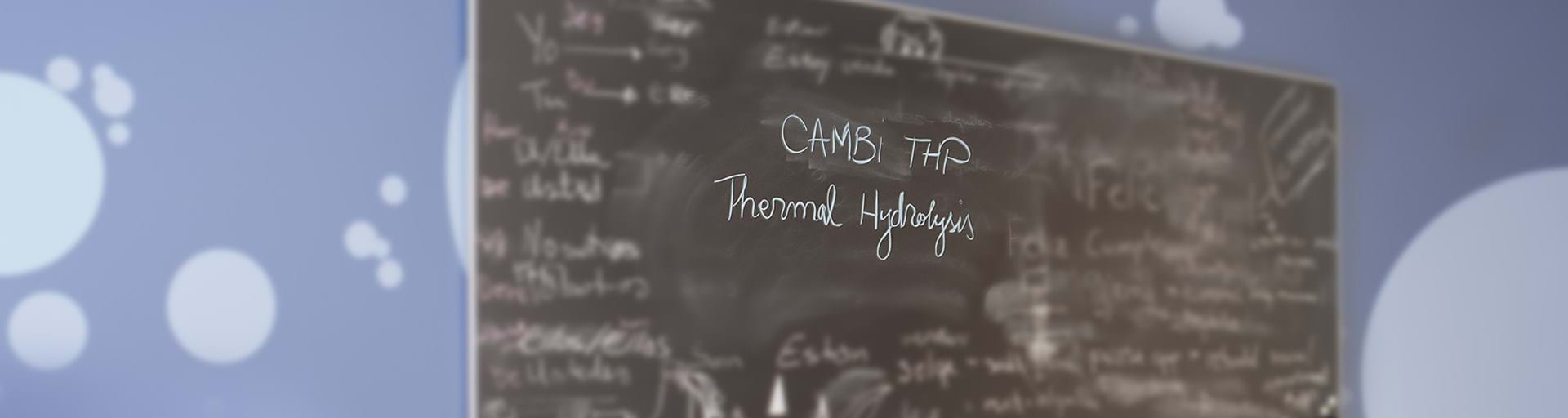 Thermal hydrolysis - Cambi - World Leader in Thermal Hydrolysis